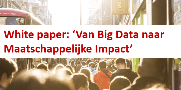 Van Big Data naar Maatschappelijke Impact